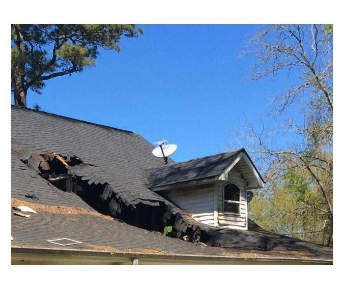 Fire Damage Fire Damage?? Large or Small, Give SERVPRO of Westfield a Call