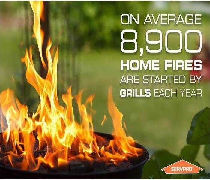 Fire Damage Home Fires: Grilling Safety Tips
