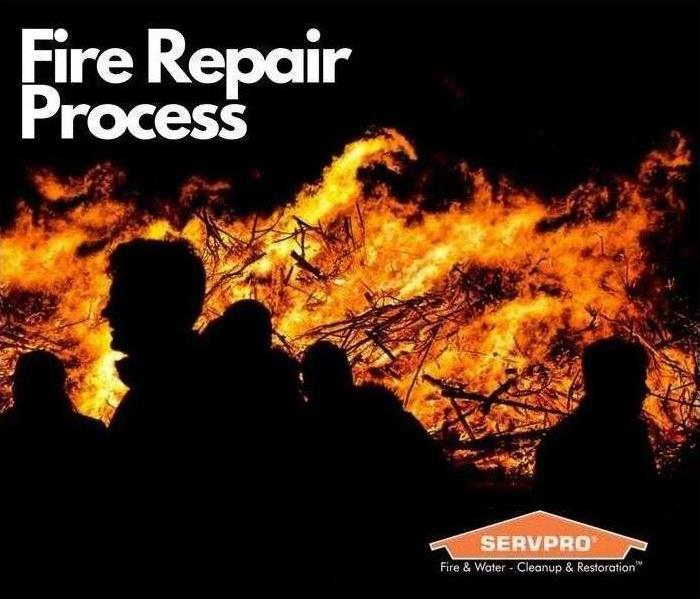 Fire Damage Fire Restoration Process