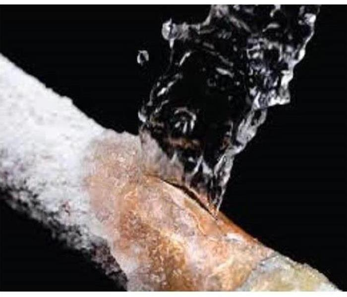 Water Damage Tips To Help Prevent Freezing Pipes