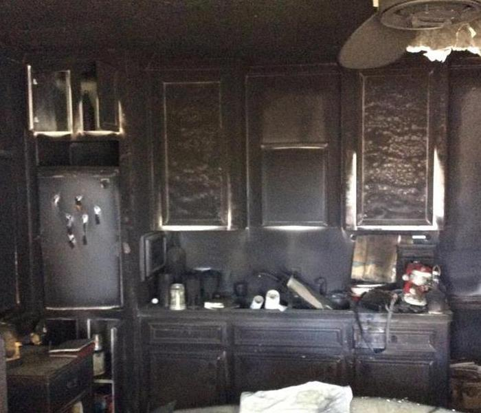 Fire Damage Houston Smoke and Soot Cleanup